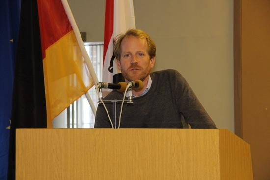 Wahlkreis 8: Severin Höhmann
