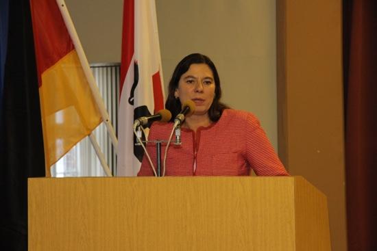 Wahlkreis5: Sandra Scheeres